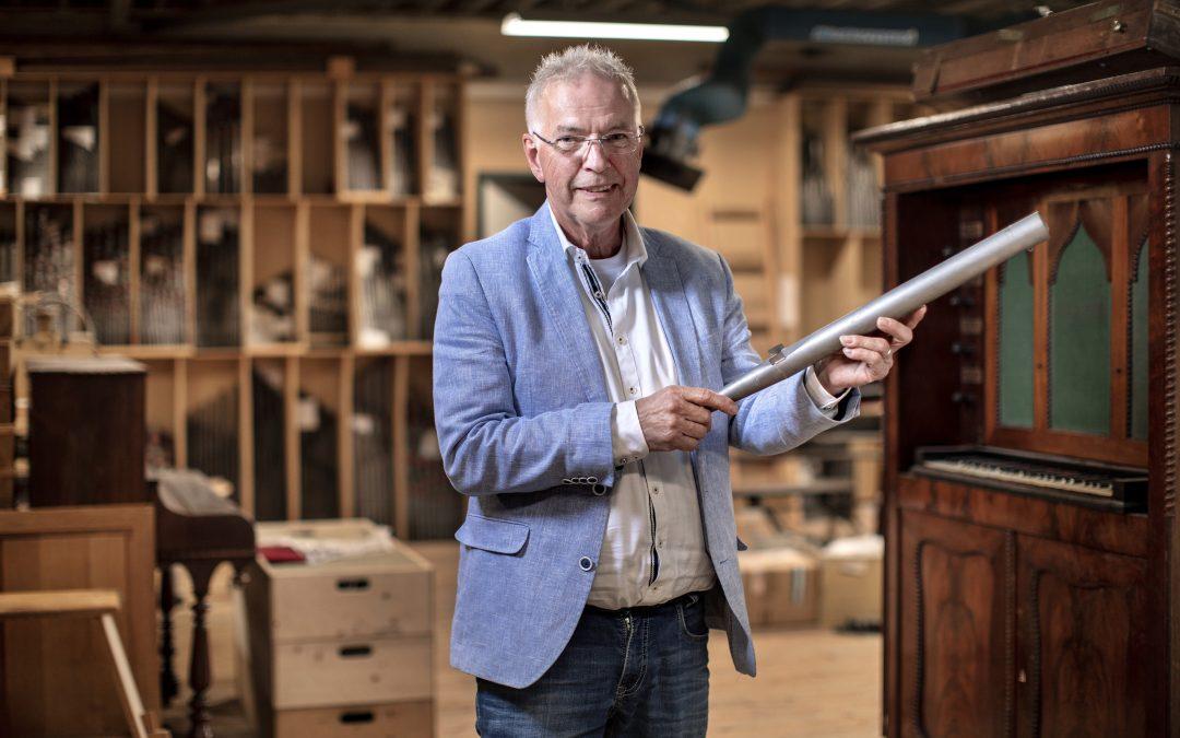 Een eigenwijze orgelmaker in Soest