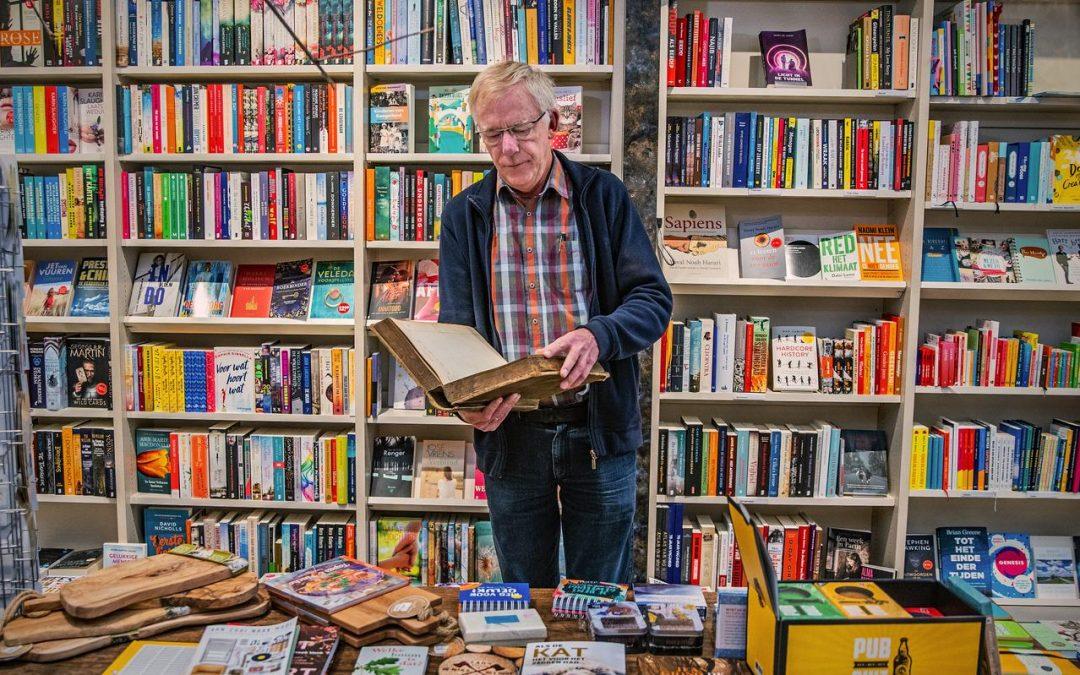 300 jaar boekwinkel