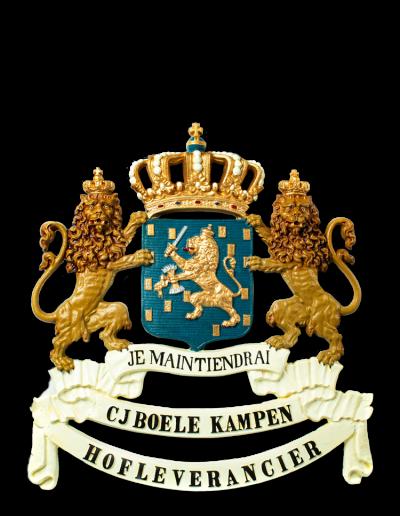 schild met naam Boele Kampen