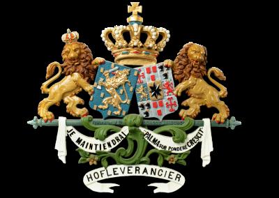 alliantiewapen uit Tilburg