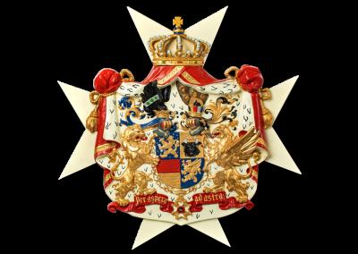 wapenschild van Prins Hendrik 1901