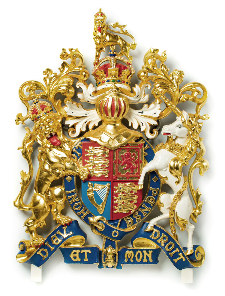Royal Coat of Arms of Scotland