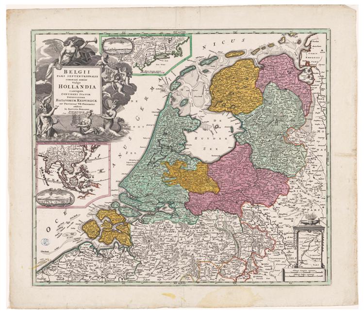schild van de firma Warnars uit Den Haag