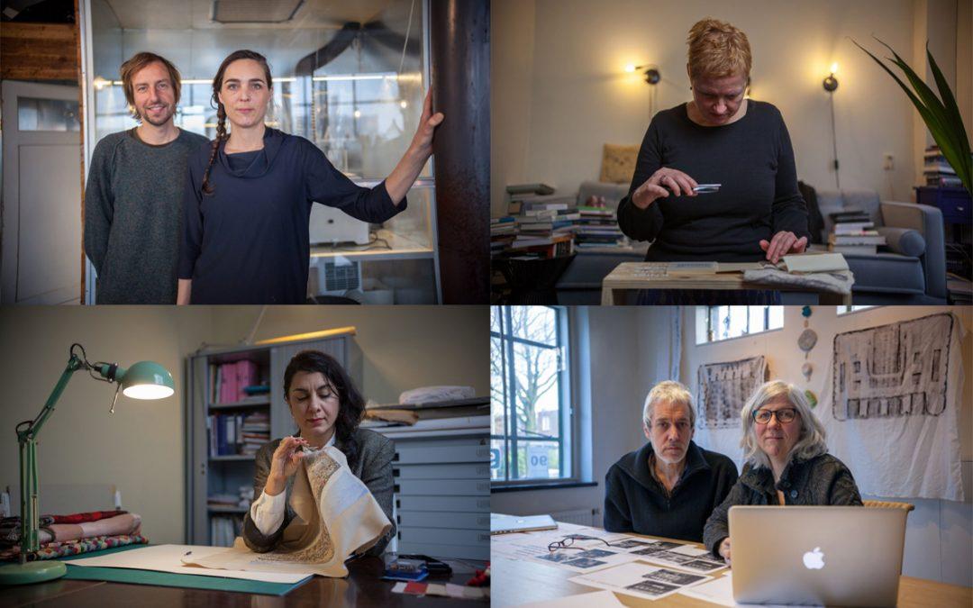 Unieke samenwerking tussen kunstenaars en ondernemers